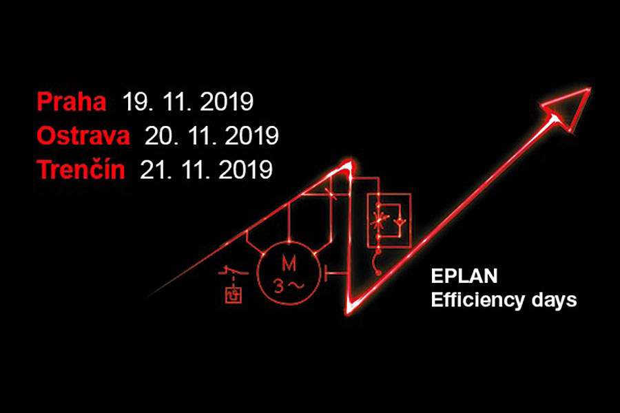 Semináře EPLAN Efficiency days
